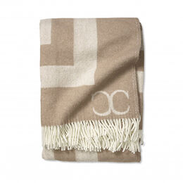 Classic collection Monogram viltti beige