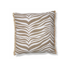 Classic Collection Zebra tyyny taupe